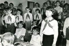 1977 Začátek školního roku