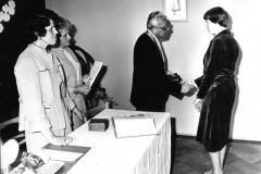 1981 Občanské průkazy