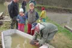 2010 Výlov rybníka