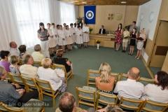 Setkání ročníku 1962 v Mistřicích na Obecním úřadě 16. 6. 2012