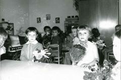 1975-Poslední den předškoláků ve škole