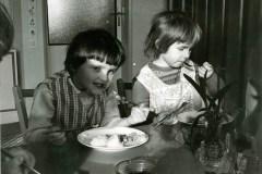 1978 Školka první vánoce