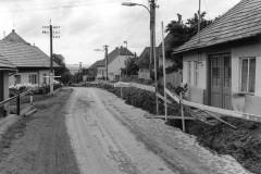1984-1988 Výstavba obce