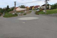 Cesta v Javorovci